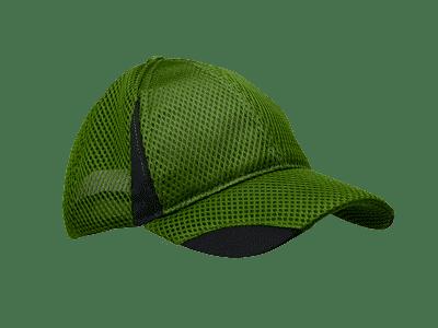 gorra-verde transparente